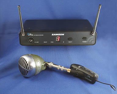 BlowsMeAway Wireless Systema
